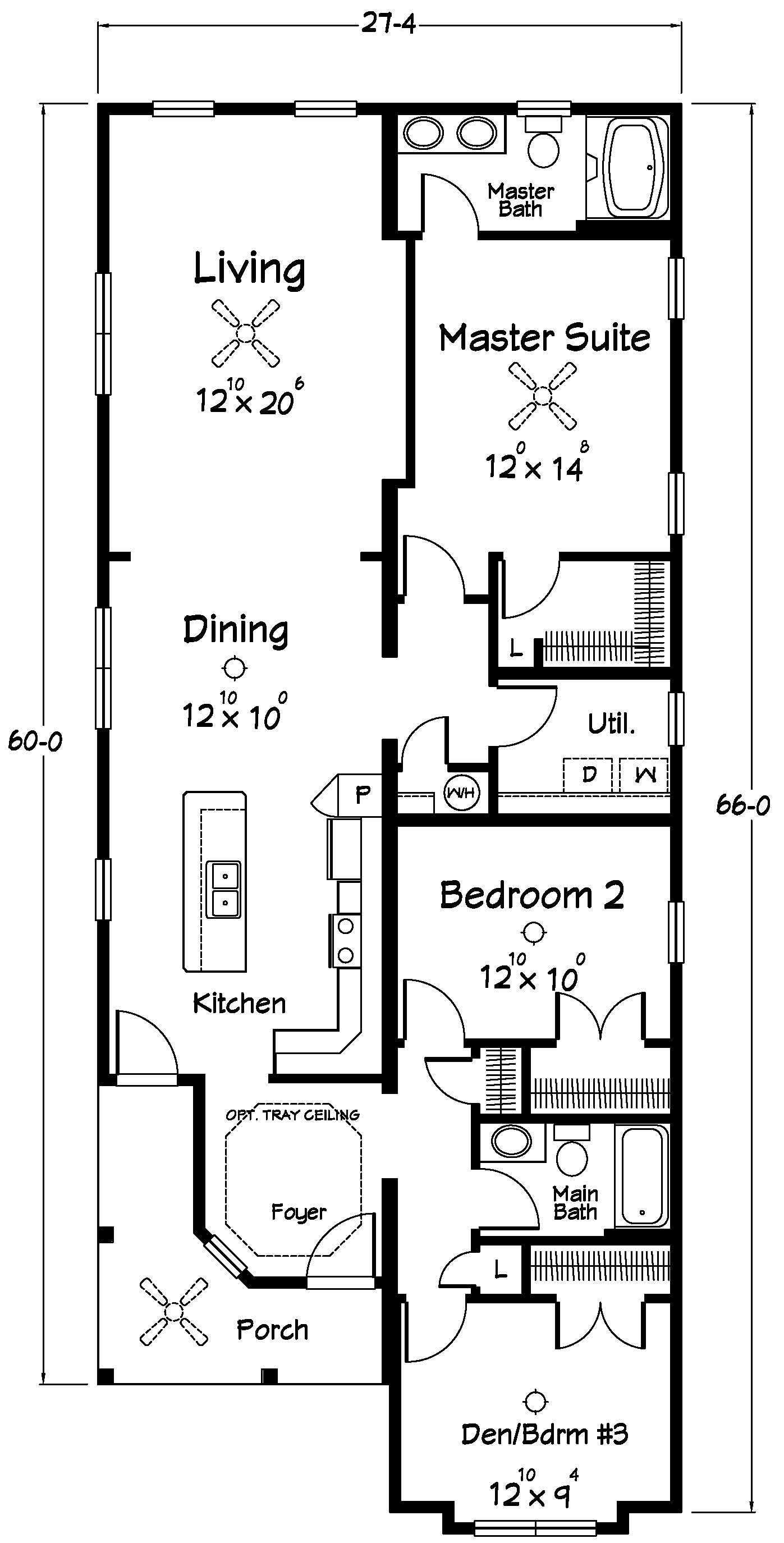 Floor Plans | Modular Home Manufacturer - Ritz-Craft Homes - PA, NY ...