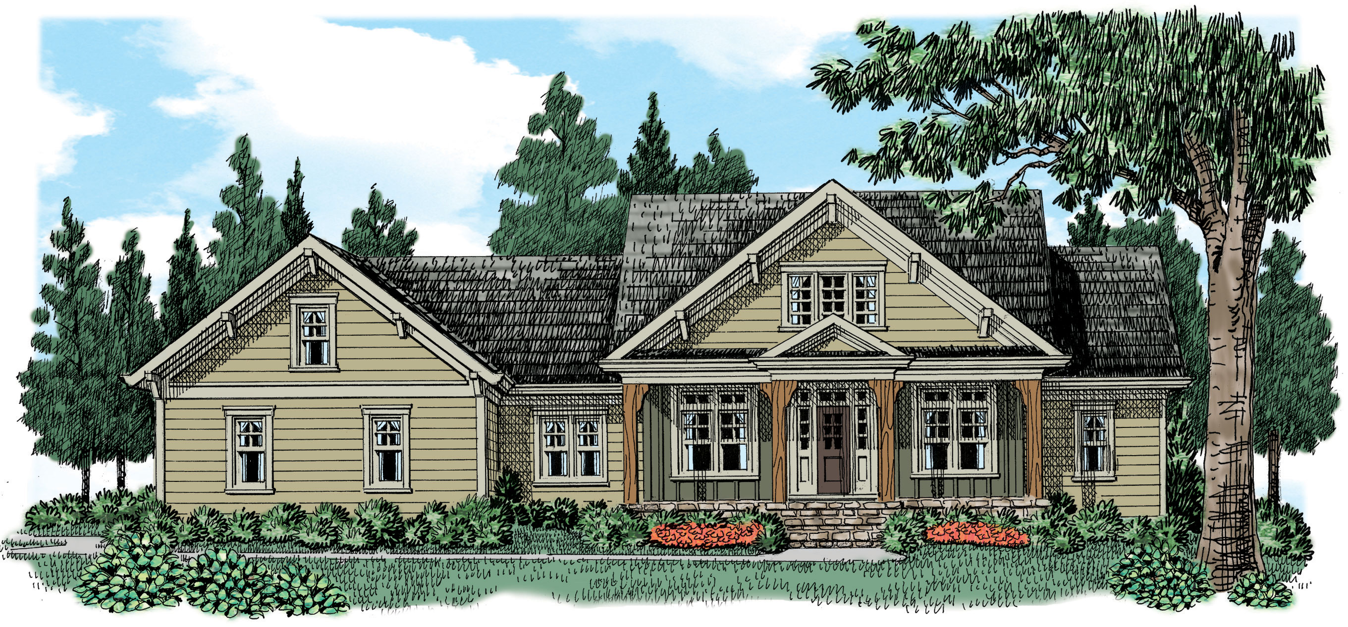 Ritz craft modular home floor plans for Home builders western pa